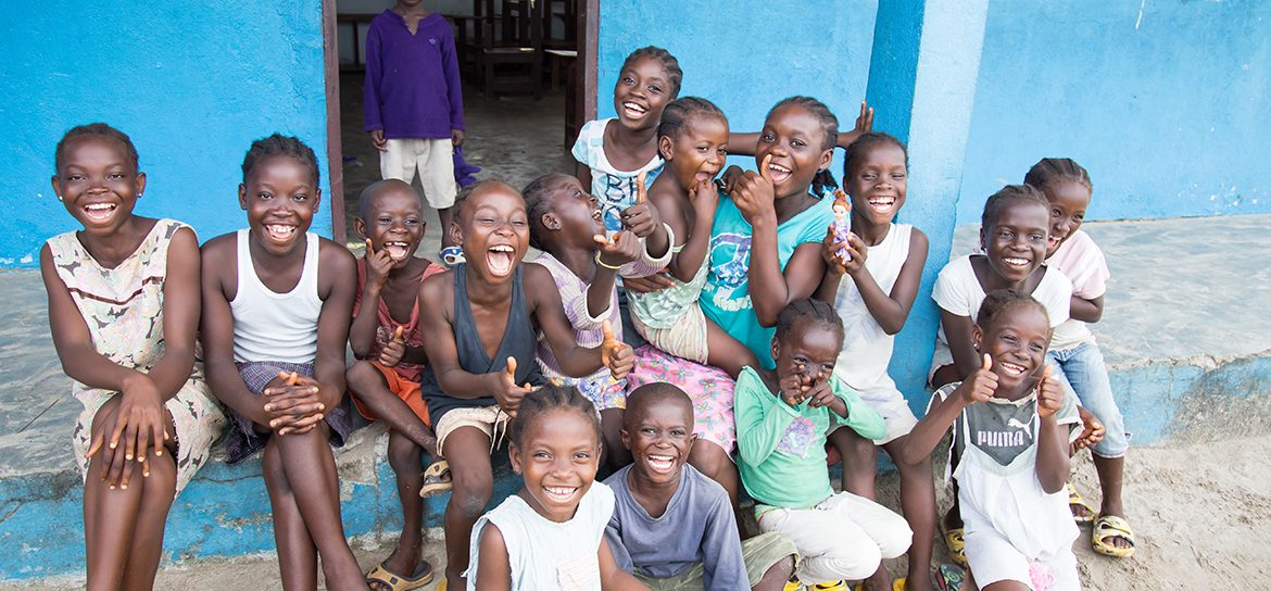 Journal Entry 5 – January 10, 2020 – Friday Life in Liberian Prisons & A School & Orphanage