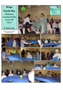 03-05-16 NM Women's Facility – Grants, NM St. Patrick's Day Family Day