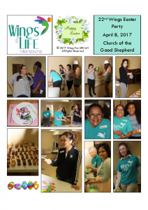 04-08-17 Wings 22nd Easter Party