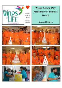 08-27-16 Santa Fe Penitentiary Level 2 Family Day