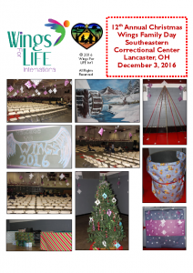 12-03-16 – Part I – Southeastern Correctional Center 12th Christmas Family Day