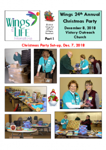 12-08-18 24th Annual Christmas Party – Victory Outreach Part I