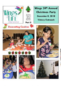 12-08-18 24th Annual Christmas Party – Victory Outreach Part II