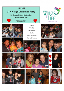 12-19-15 Christmas Party ABQ 21st Annual Party