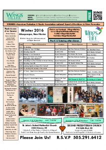 2016 Winter WFL Schedule – Tutoring Parenting 01-26-16 Ann