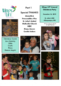 2019 25th Annual Christmas Party 1