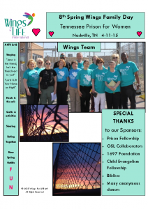 TPFW Spring Theme – 8th Family Day 4-11-15