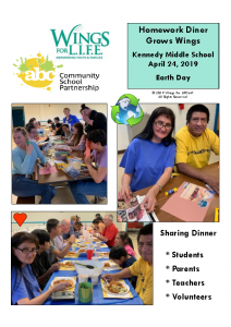 4-24-19 Kennedy Middle School – Earth Day