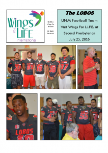 7-25-16 – The Lobo Football Team