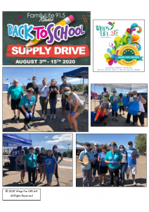 8-15-20 Back-To-School Drive