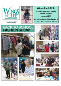 08-2019 WFL Back To School Fashion Show