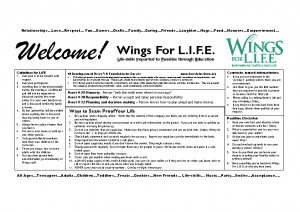 Placemat – Ways to Scam Proof Your Life