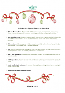 Gifts for the Special Senior on Your List