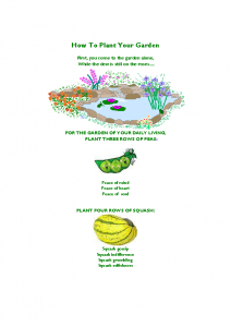 How To Plant Your Garden – 2-1-21