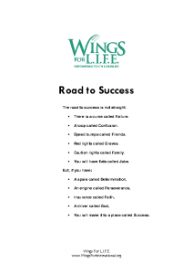 2-15-21 Road to Success