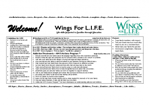 4-26-21 Placemat – 5 Actions